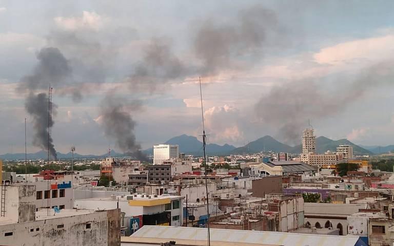 Narco toma Culiacán; Gobierno atrapa y libera al hijo del Chapo
