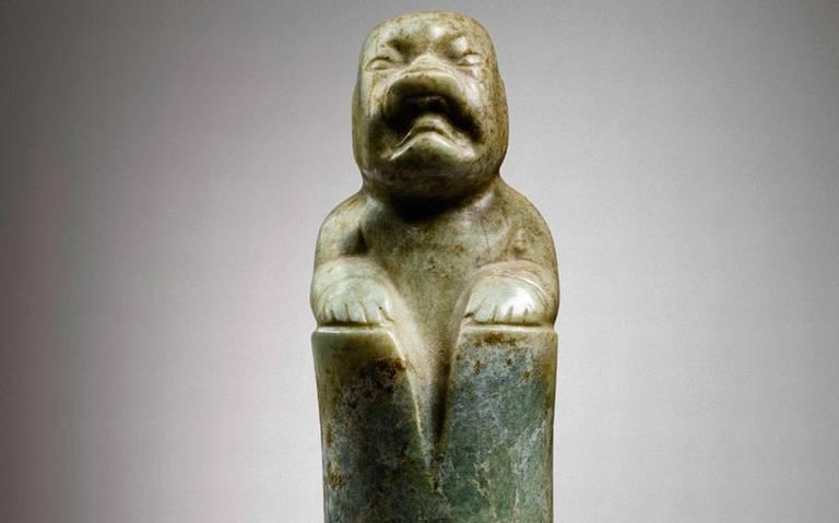En París, pagan 200 mil dólares por piezas prehispánicas de México