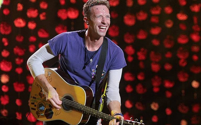 "Coldplay lanza dos temas de su nuevo disco ""Everyday life"""