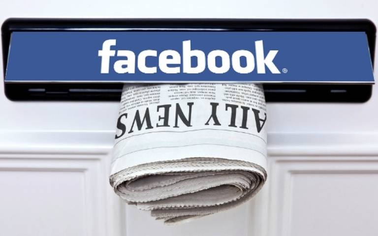 Facebook lanza pestaña de información en EU para combatir fake news