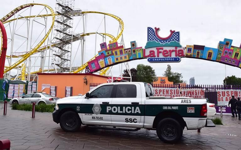 Juego Quimera en Feria de Chapultepec no tenía condiciones para operar: PGJ