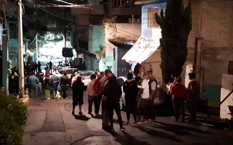 Asesinan a dos adultos durante fiesta infantil en Iztapalapa