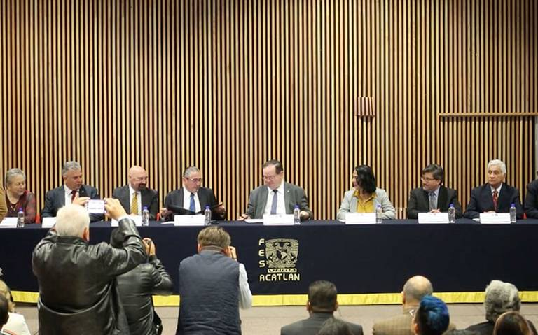 Fiscalía y UNAM instalan módulos de denuncia exprés en las FES