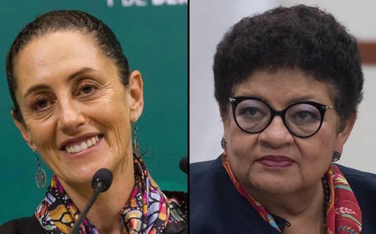 Presenta Ernestina Godoy su renuncia a la PGJ de la Ciudad de México; Sheinbaum la rechaza