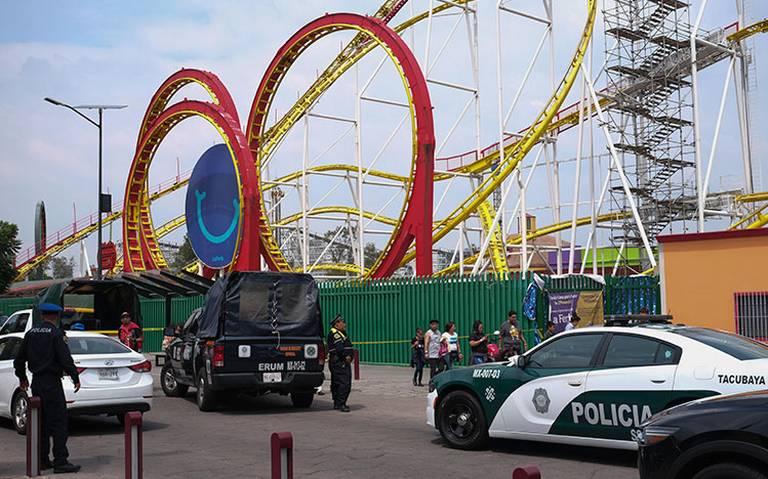 Vinculan a proceso a cuatro empleados de La Feria de Chapultepec por accidente
