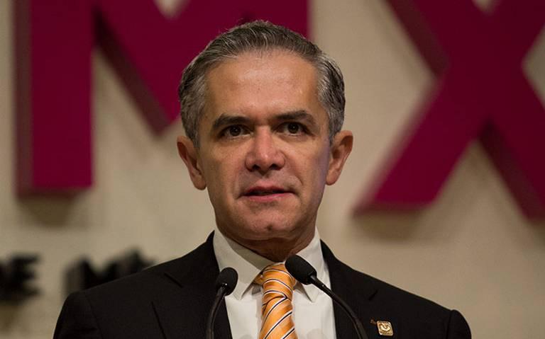 Detienen a ex funcionario de Mancera por presunto peculado