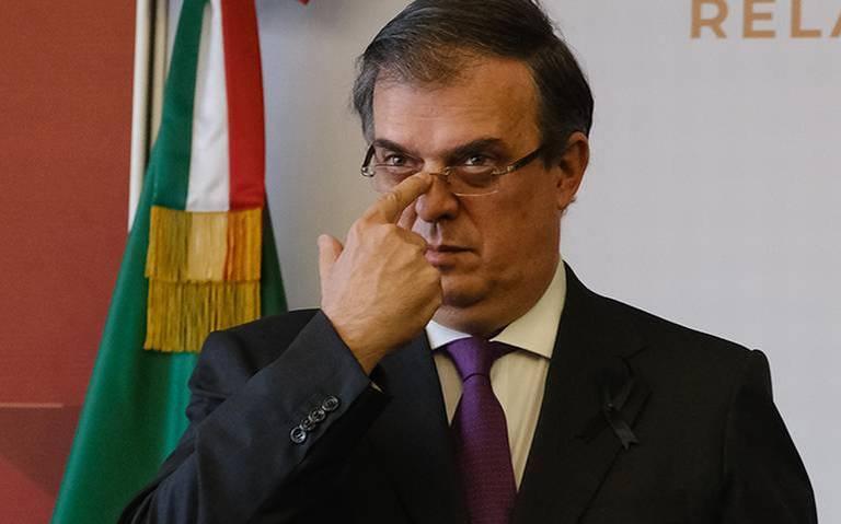 Fallece el padre del canciller Marcelo Ebrard