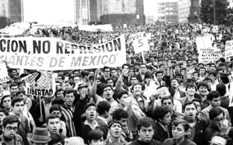 El 2 de octubre y la prensa de 1968