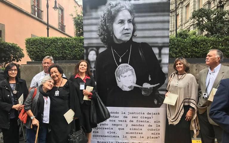 Condecoran a Rosario Ibarra de Piedra con medalla Belisario Domínguez