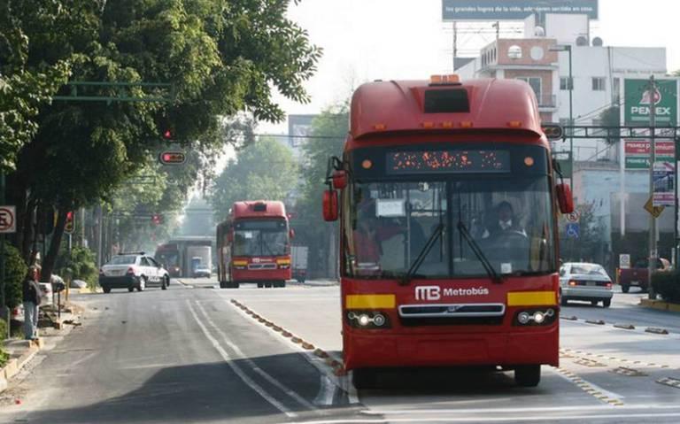Así funcionará el transporte público por marcha del 2 de octubre