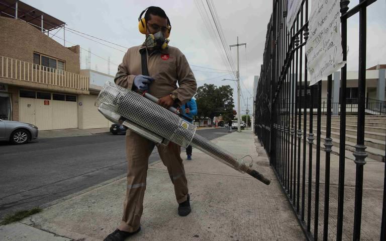 Grave panorama por virus del dengue en Jalisco