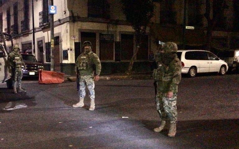 Caen 36 presuntos integrantes de la Unión Tepito en operativo