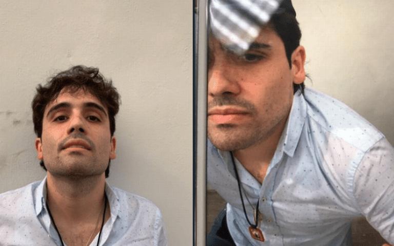Hijo de El Chapo tiene orden de aprehensión con fines de extradición a EU: AMLO