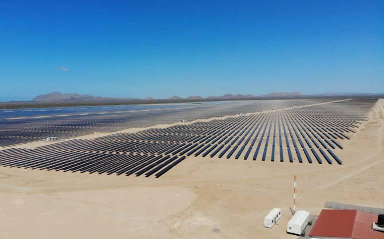 Sonora le apuesta a la energía solar