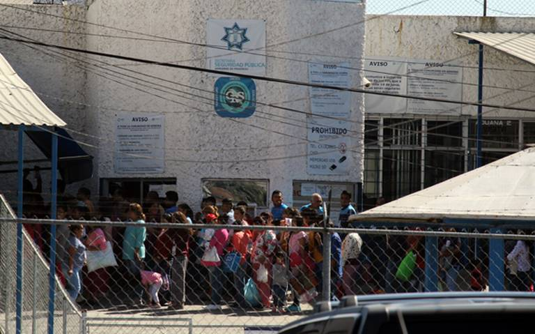 De panzazo, cárceles poblanas obtienen 6.05 en espacios para madres e hijos