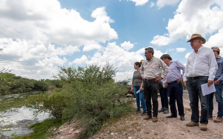 Va en primera fase la limpieza de Río Querétaro