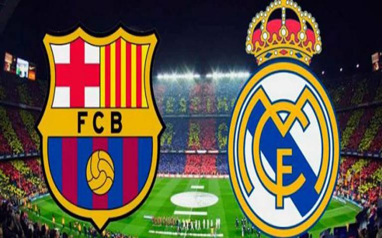 Clásico Barcelona-Real Madrid se jugará el 18 de diciembre