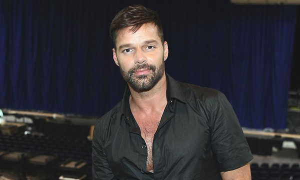 Ricky Martin graba nuevo disco inspirado en Puerto Rico