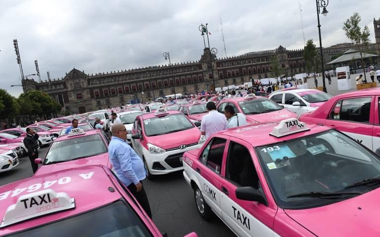 Estas son las afectaciones por las protestas de los taxistas en todo el país