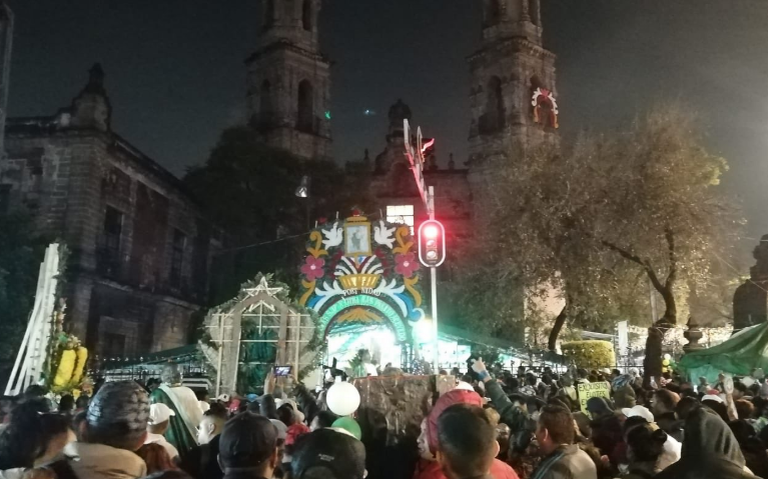 Estos son los cortes viales por festejos de San Judas Tadeo
