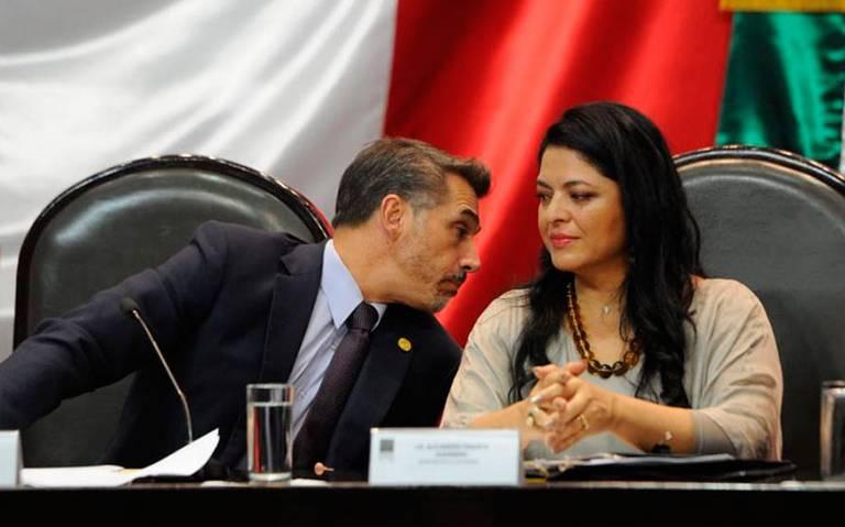 Estímulos al cine aumentaron, dice Alejandra Frausto ante diputados
