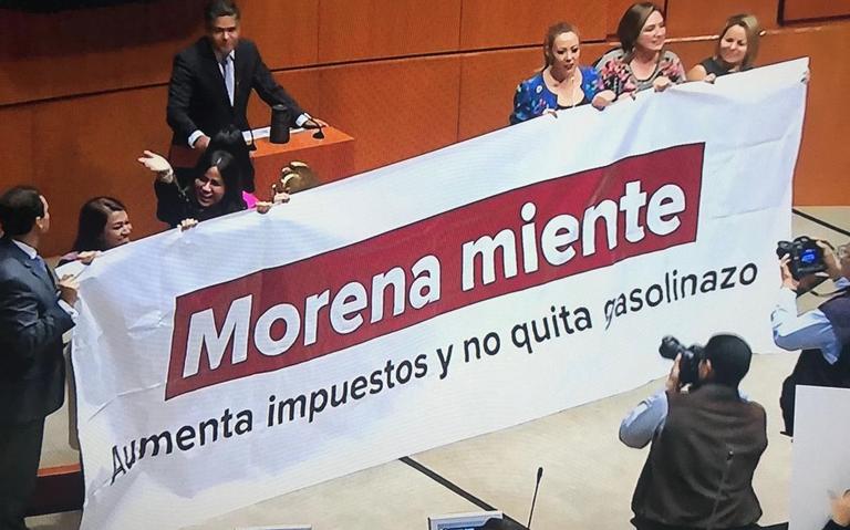 Senado aprueba Ley de Ingresos y Miscelánea Fiscal