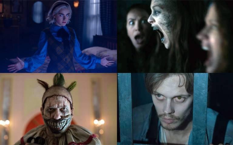 Aquí las 10 series para pasarla de miedo en este Halloween