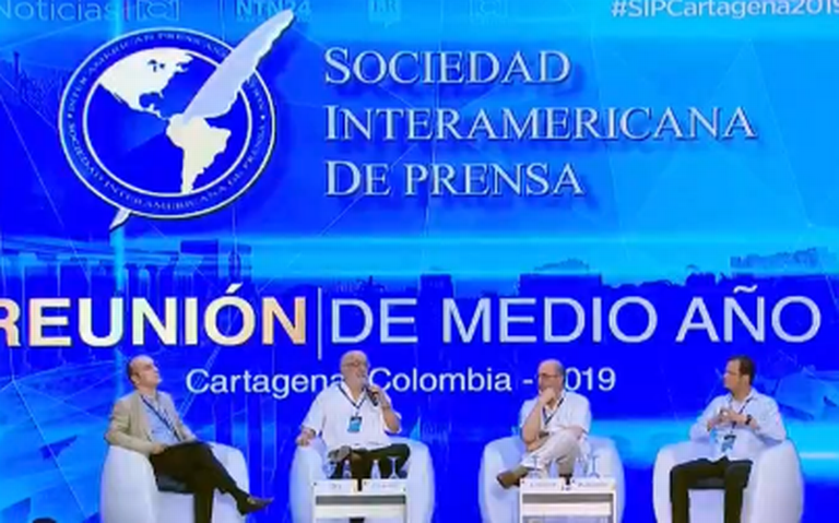El periodismo del futuro a debate en los 75 años de la SIP