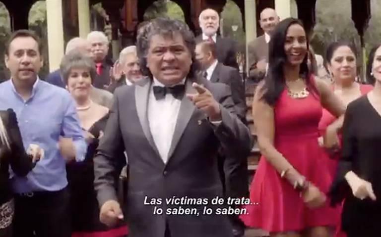 ¡Lo saben, lo saben! CNDH lanza campaña al ritmo de la Sonora Santanera
