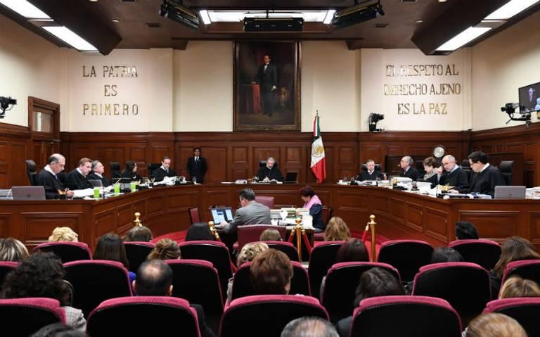 Hasta 2020 se definirá terna para sustituir a Medina Mora en SCJN