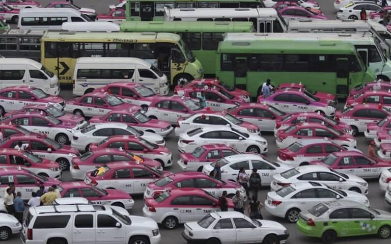 Lo que tienes que saber sobre la manifestación de taxistas