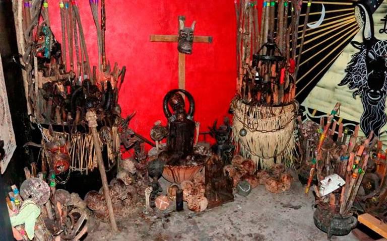 Realizan pruebas de ADN a cráneos hallados en Tepito