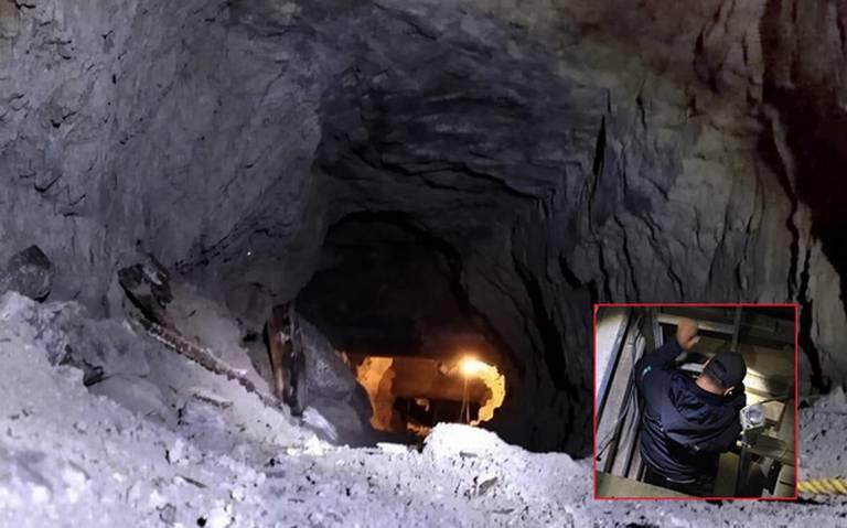 Descubren túnel clandestino con toma de gasolina en Ecatepec