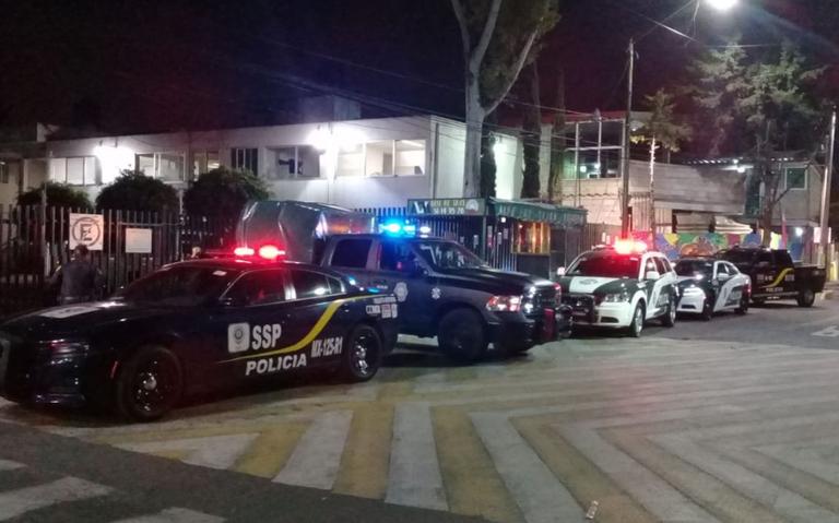 Reportan amenaza de bomba en UAM Iztapalapa