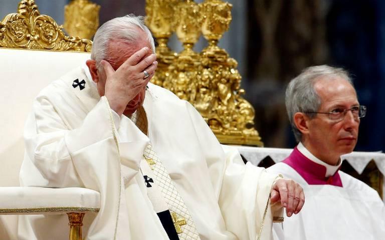 """""""Vaticano no corre riesgo"""", niegan estar al borde de la quiebra"""