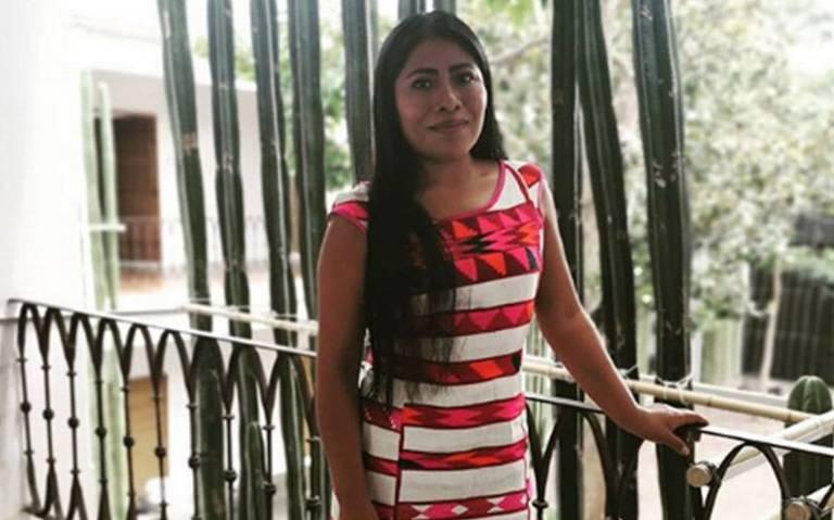 Yalitza Aparicio, nueva embajadora de buena voluntad de la Unesco