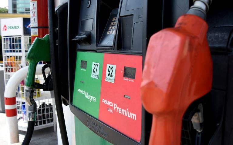 Frenan a gasolinerías por irregularidades