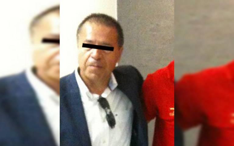 "Grillete a ""Busta""; libre pero no puede salir de Querétaro"