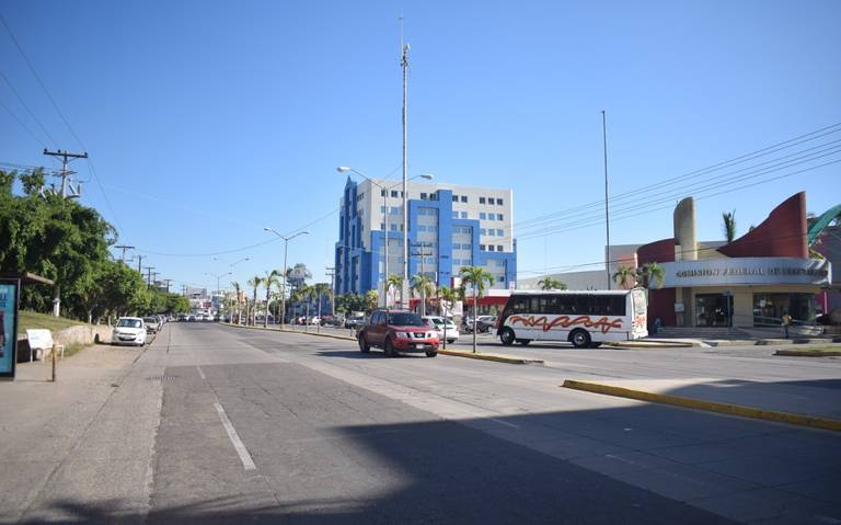 Sin logística abordar obra de remodelación de la Av. Rafael Buelna, en Mazatlán