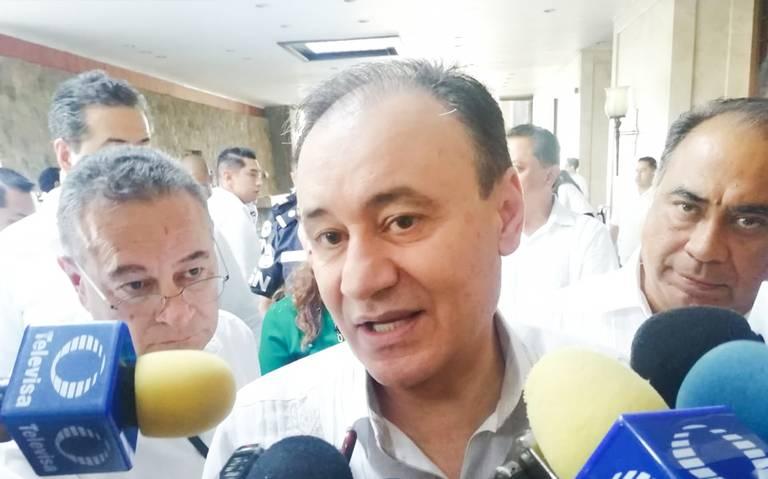 No debe haber intervencionismo en el combate a grupos criminales: Alfonso Durazo