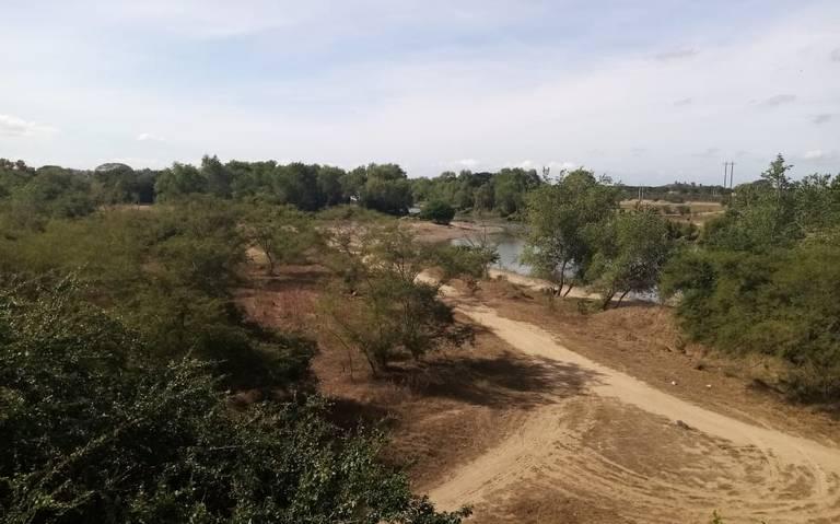 Tiran hasta 13 toneladas de basura en el Río Presidio