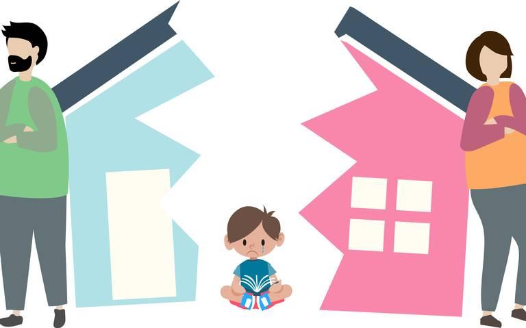 Miles de niños con daños psicológicos y emocionales por divorcios