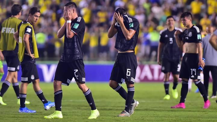 Con polémico penalti, Brasil vence a México en final del Mundial Sub-17