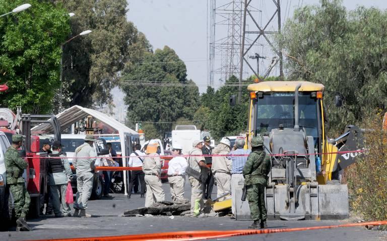 Detectan 230 tomas clandestinas en la Ciudad de México