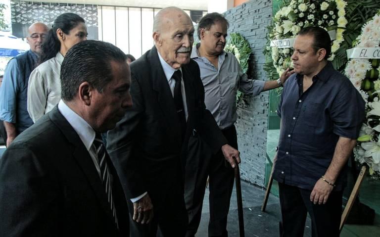 Fallece a los 90 años el exgobernador de Jalisco, Guillermo Cosío Vidaurri