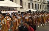 [Galería] Llevan a cabo desfile por Aniversario de la Revolución Mexicana en Tampico