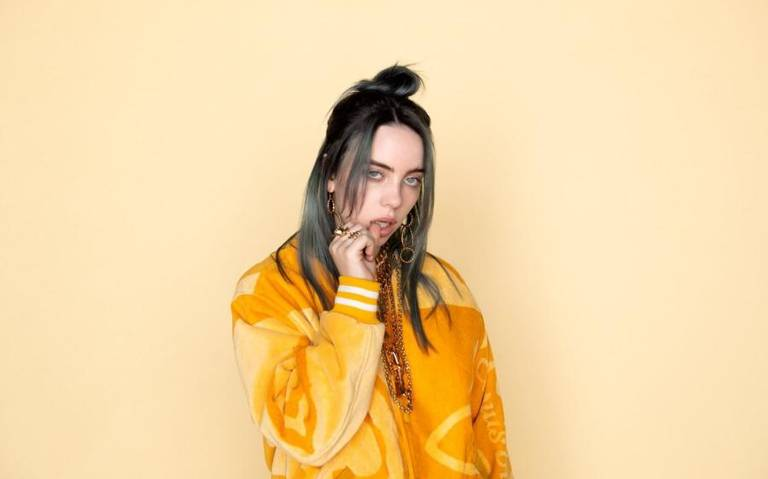 Se roba Billie Eilish el Corona Capital