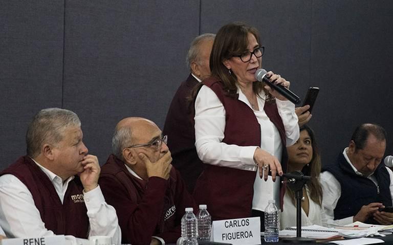 Hasta mediados de 2020 se elegirá a nueva dirigencia de Morena