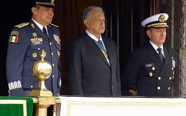 AMLO no ve condiciones para un golpe de estado en México