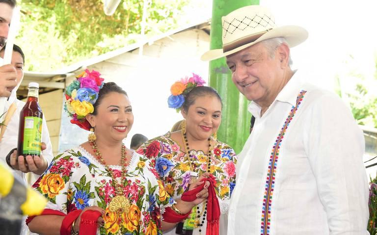 Consultas del Tren Maya, en diciembre
